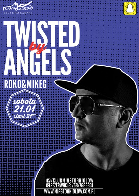 Twisted by Angels - ROKO & MIKE G