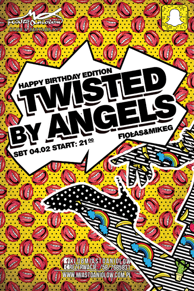 Twisted by Angels - Fiołas, Mike G i...