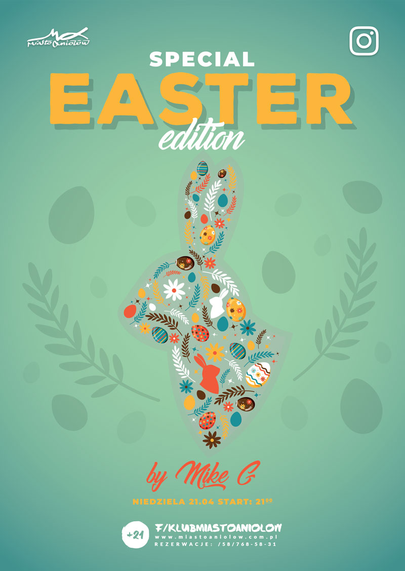 SPECIAL EASTER EDITION – Mike G